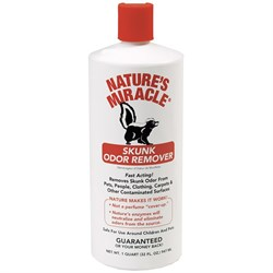 Image of Nature's Miracle Skunk Odor Remover (32oz)