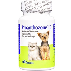 Image of Proanthozone 10mg for Cats and Small Dogs 60 Caps