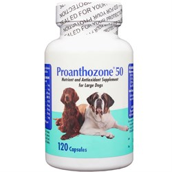 Image of Proanthozone 50mg for Large Dogs (120 Caps)