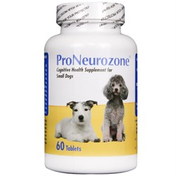 Image of ProNeurozone Small Dogs (60 Tabs)