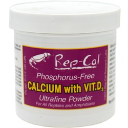 Image of Rep-Cal Calcium with Vitamin D3 (4.1 oz) Ultrafine Powder