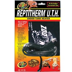 """Image of Reptitherm Under Tank Heater (10-20 gallons) 6"""" by 8"""""""