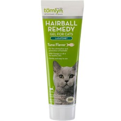 Image of Tomlyn® Laxatone Hairball Remedy Gel for Cats - Tuna Flavor (4.25 oz)