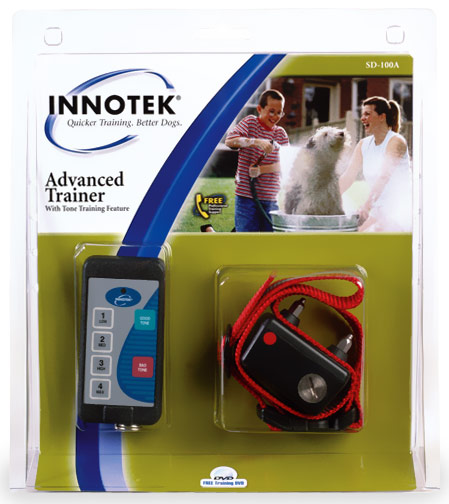 Innotek Advanced Trainer with Tone Training Feature - SD-100A