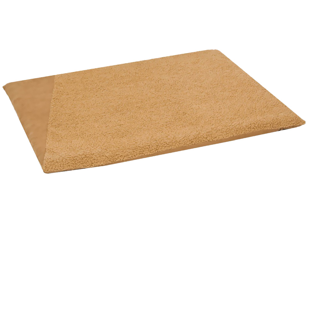 """Aspen Pet Ortho Plush/Suede In Bag (30"""" x 40"""" x 1.75"""") - Assorted Colors"""