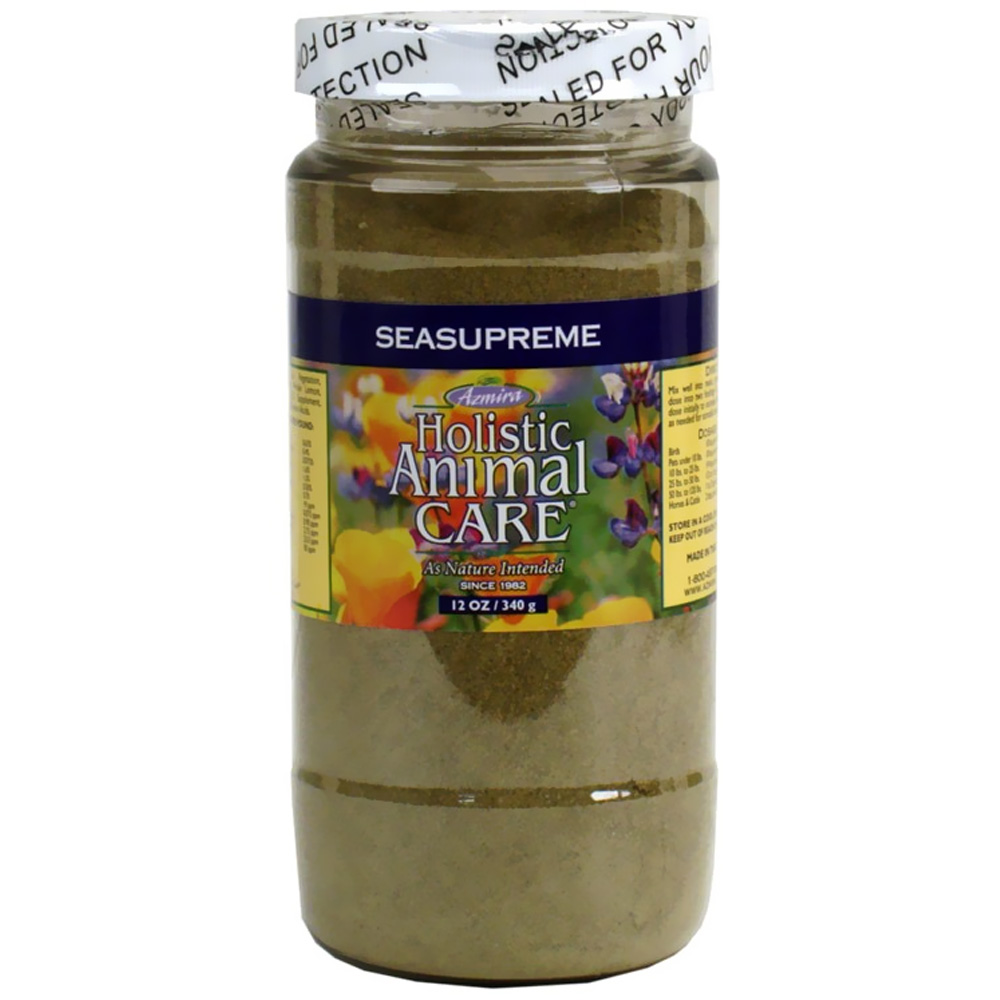 Azmira Holistic Animal Care SeaSupreme (12 oz)