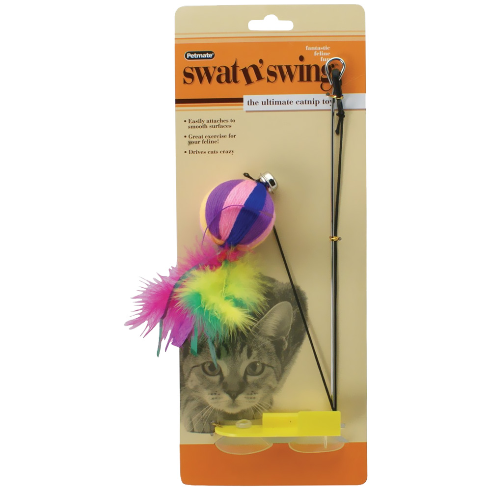 Petmate Swat N Swing - Yarn Ball