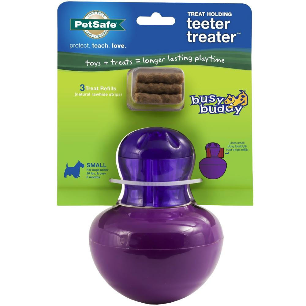 Busy Buddy Teeter Treater - Small