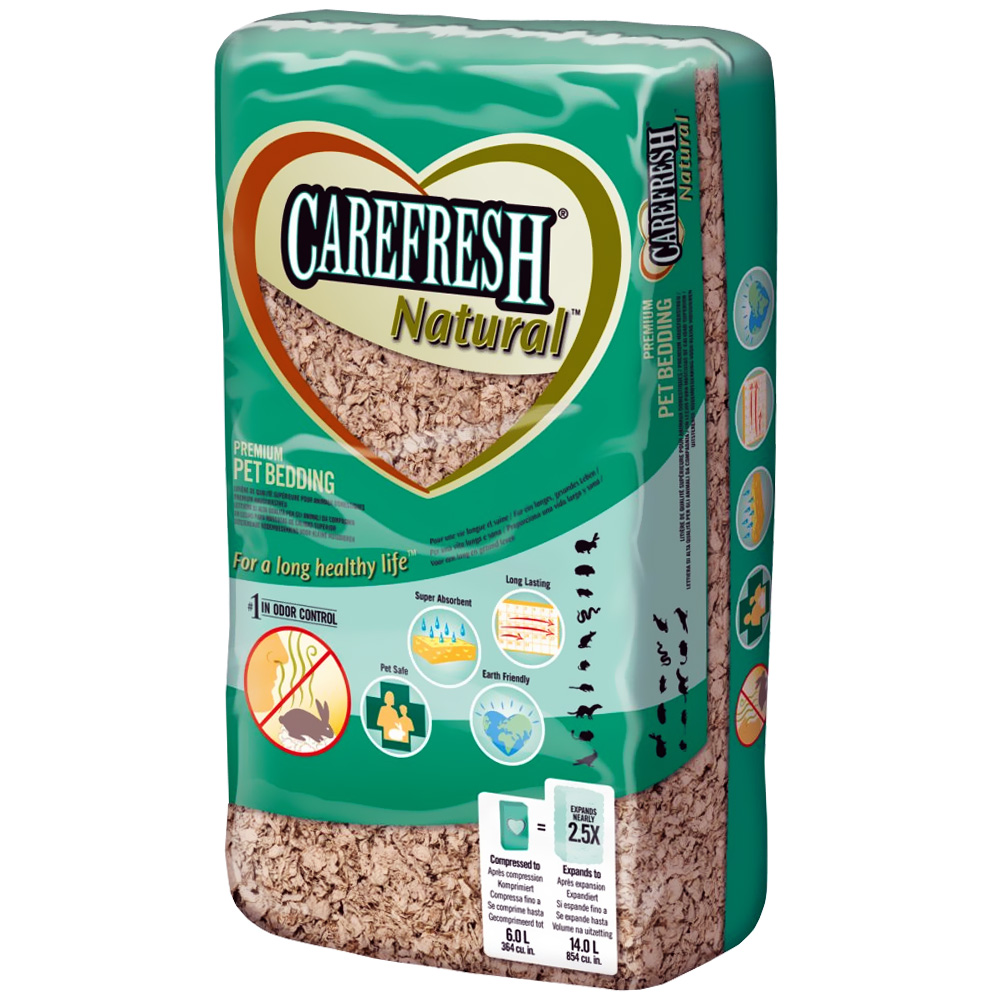 Absorption Corp Carefresh Natural Pet Bedding (14 Liter)