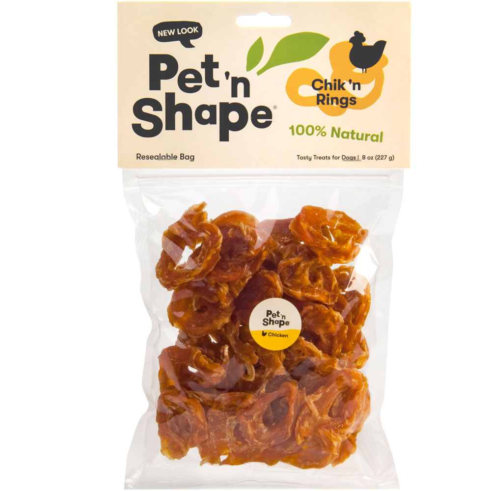Pet 'n Shape Chik 'n Rings (8 oz)