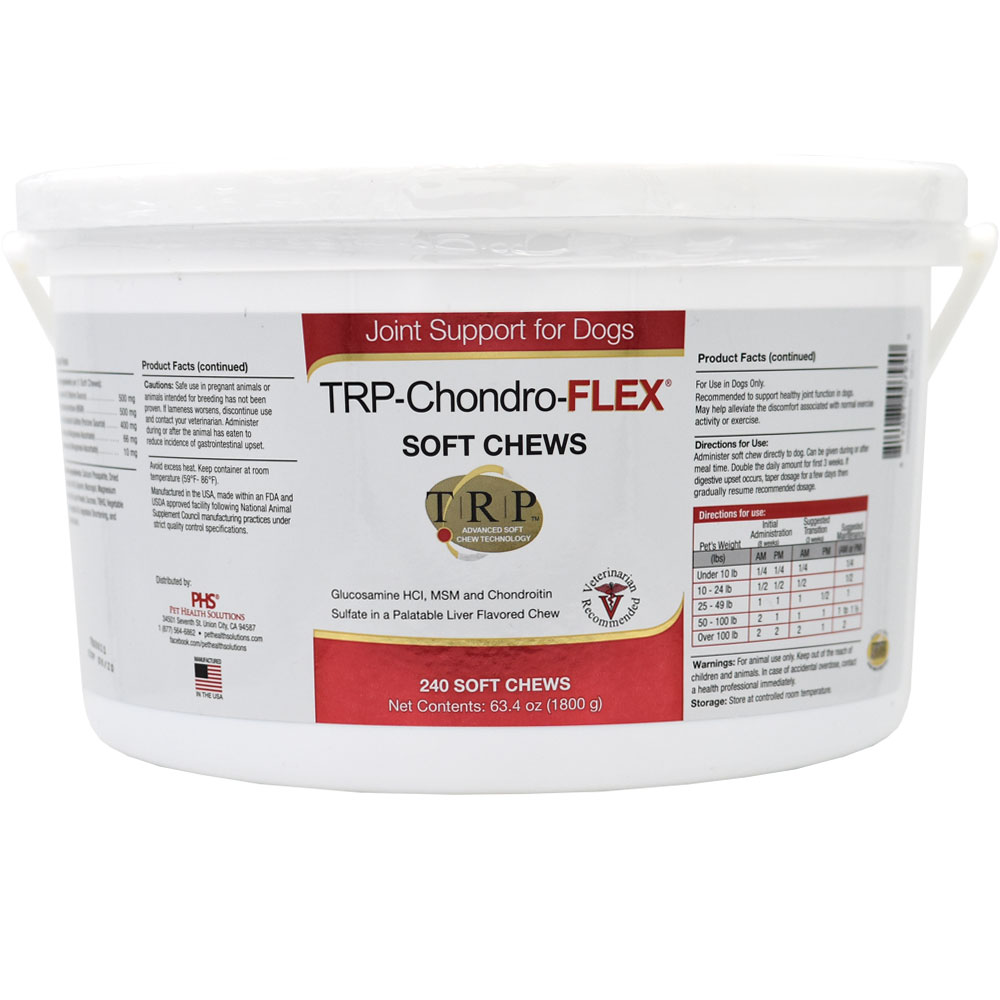 PHS TRP-Chondro Flex (240 Chews)