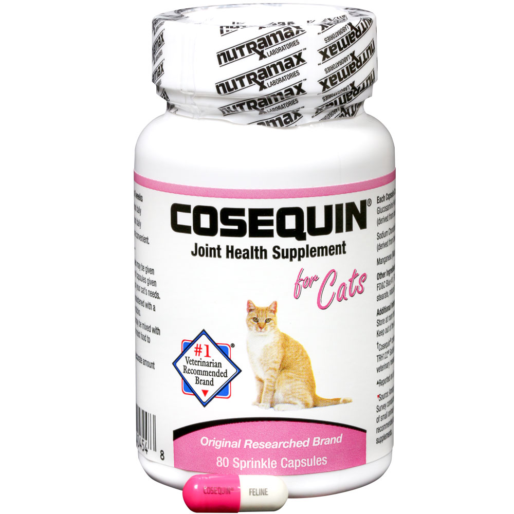 Cosequin for Cats (80 capsules)