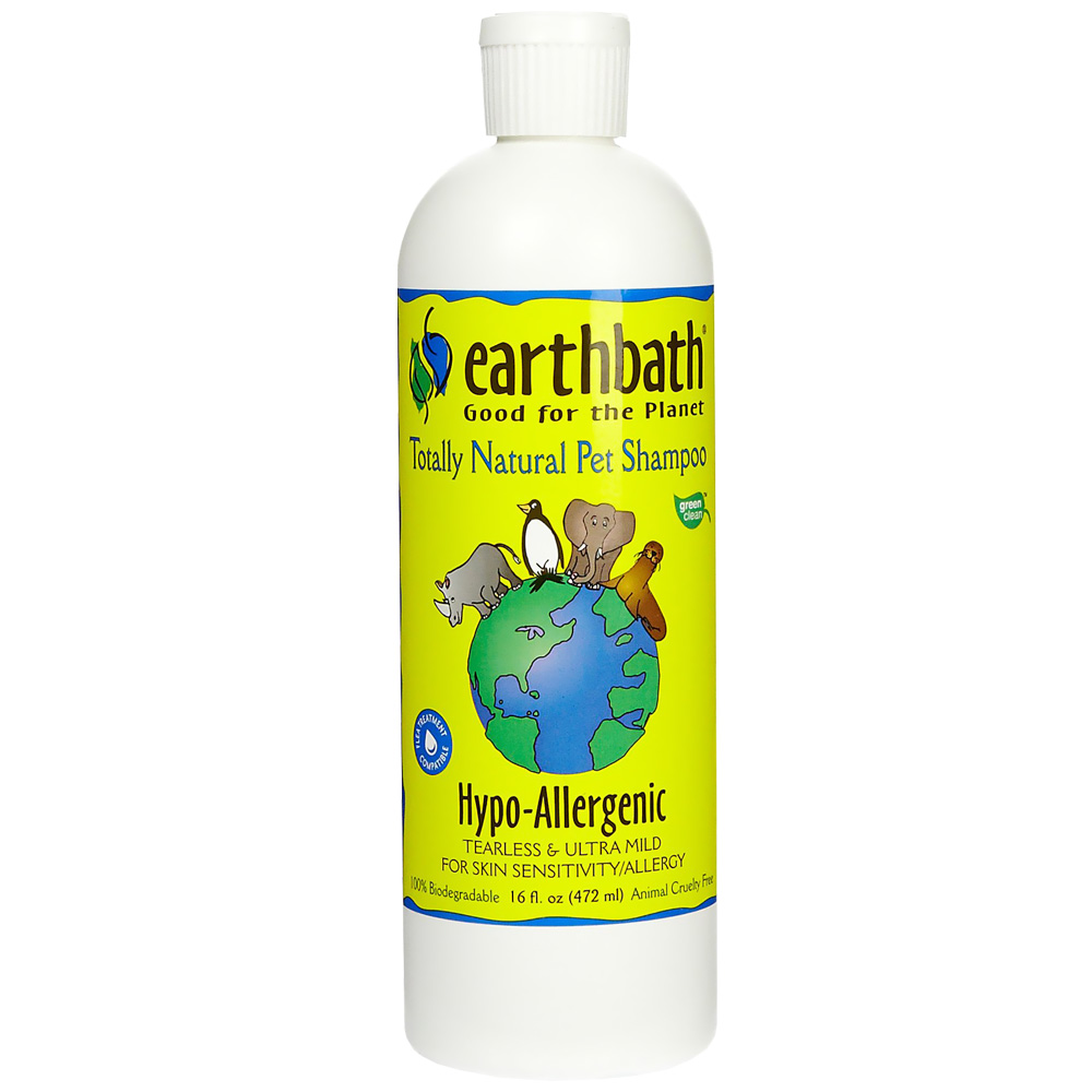 Earthbath Hypo-Allergenic Shampoo (16 fl. oz.)
