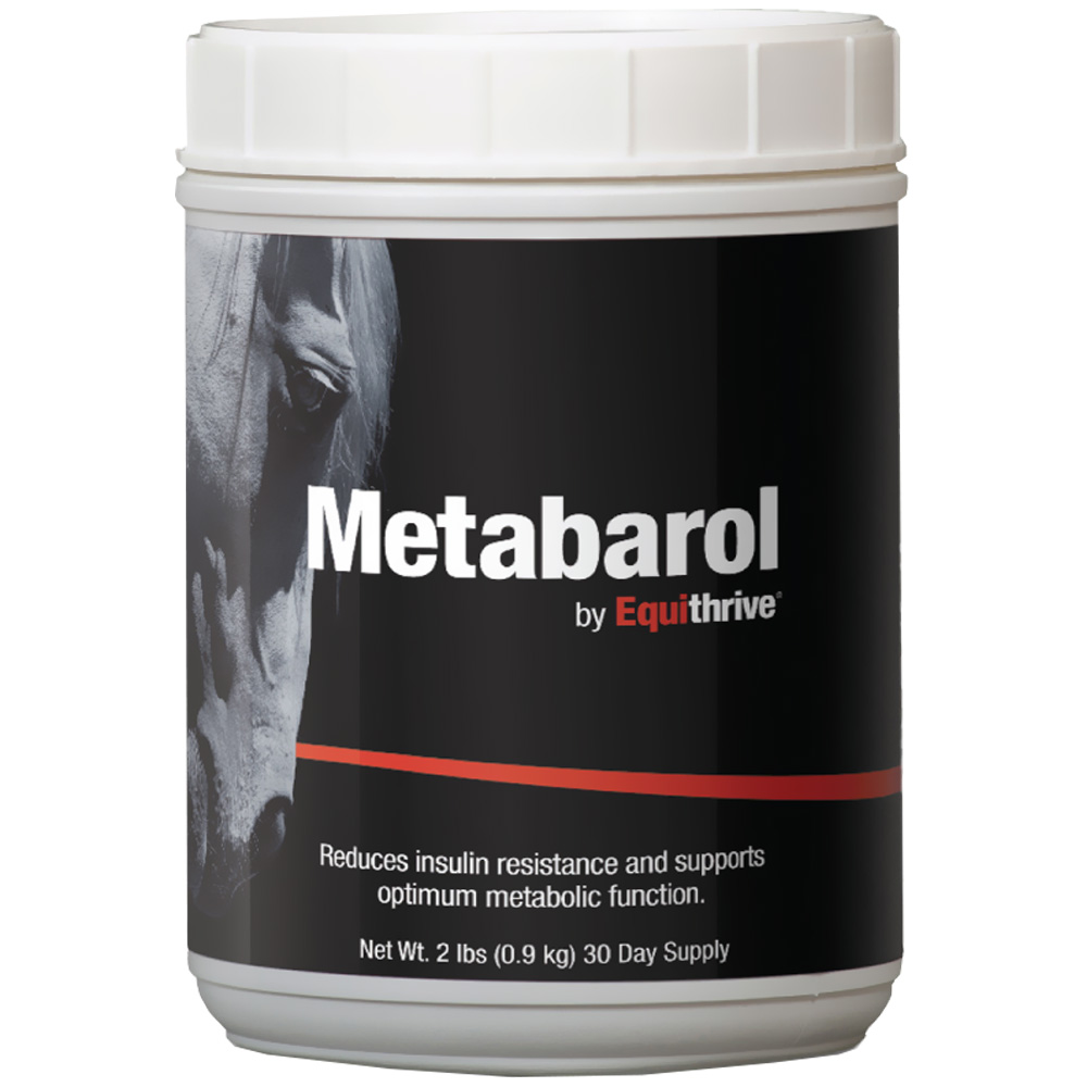 Equithrive Metabarol - 30 Day Supply (2 lb)