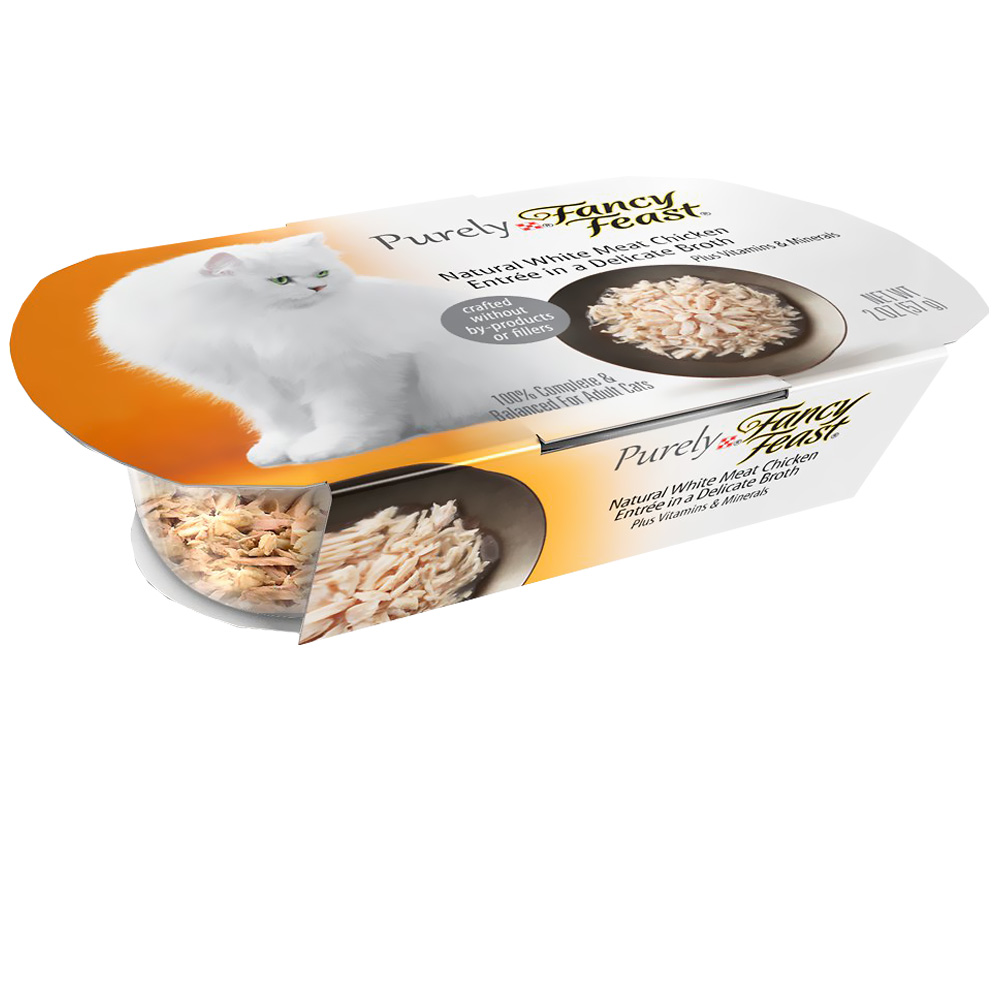 Fancy Feast Appetizers Chicken in Broth (2 oz)