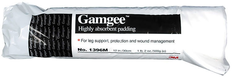 "Gamgee Absorbent Padding (18""x7'6"")"