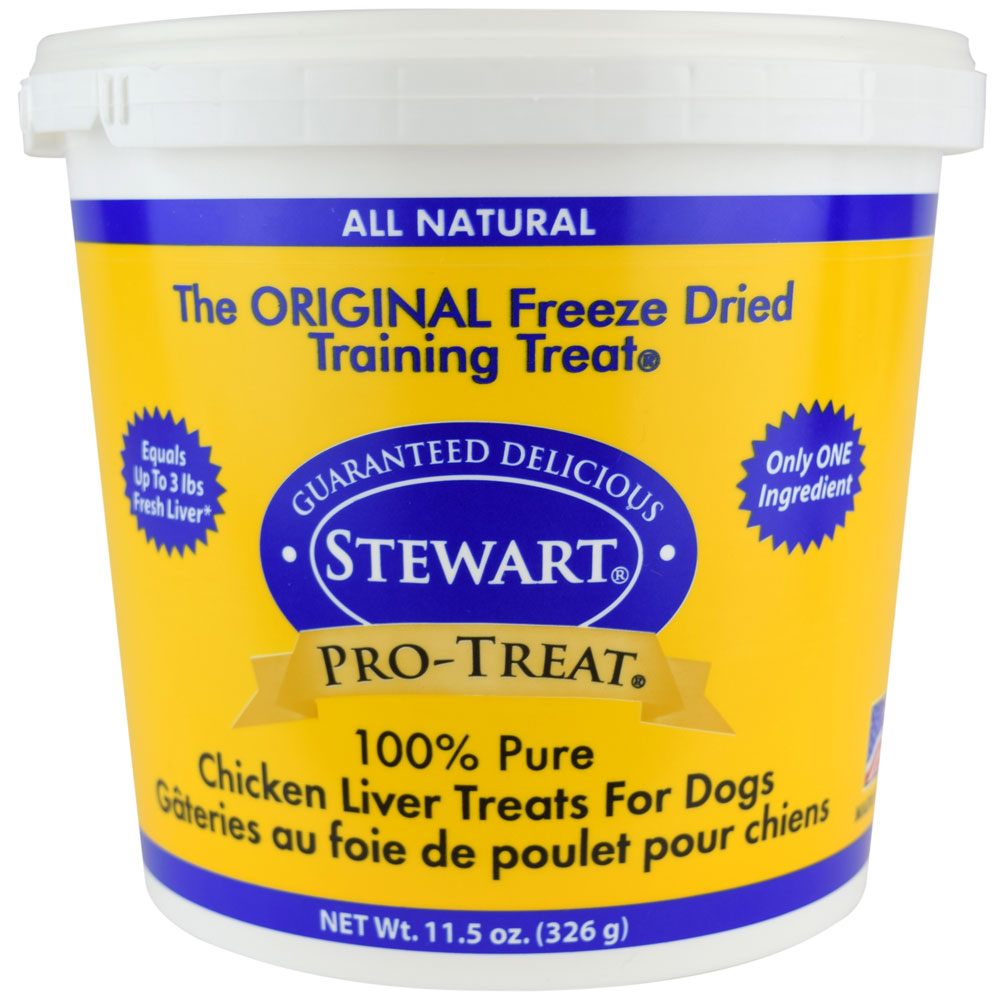 Stewart Chicken Liver Freeze Dried (11.5 oz)