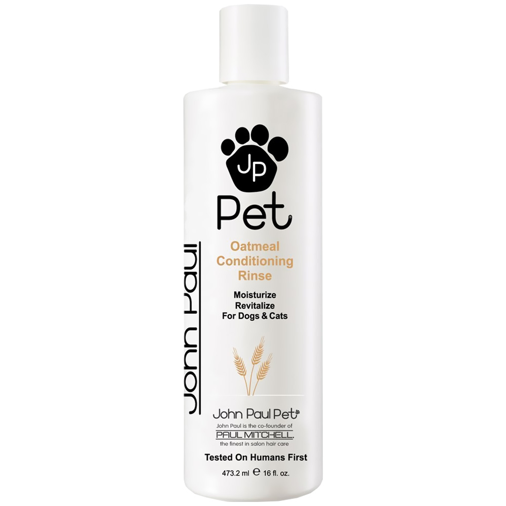 John Paul Pet Oatmeal Conditioning Rinse (16 oz)