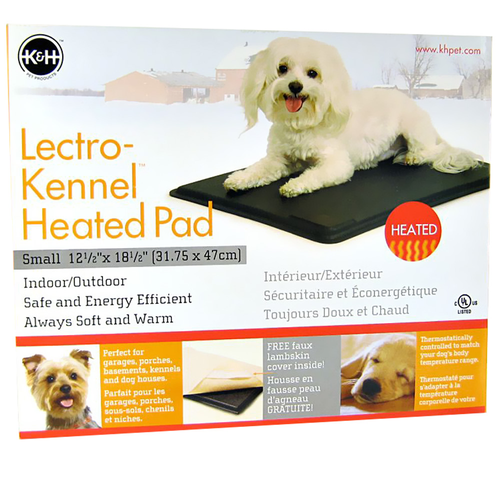 "K&H Lectro Kennel Heated Pad (12"" x 18"")"