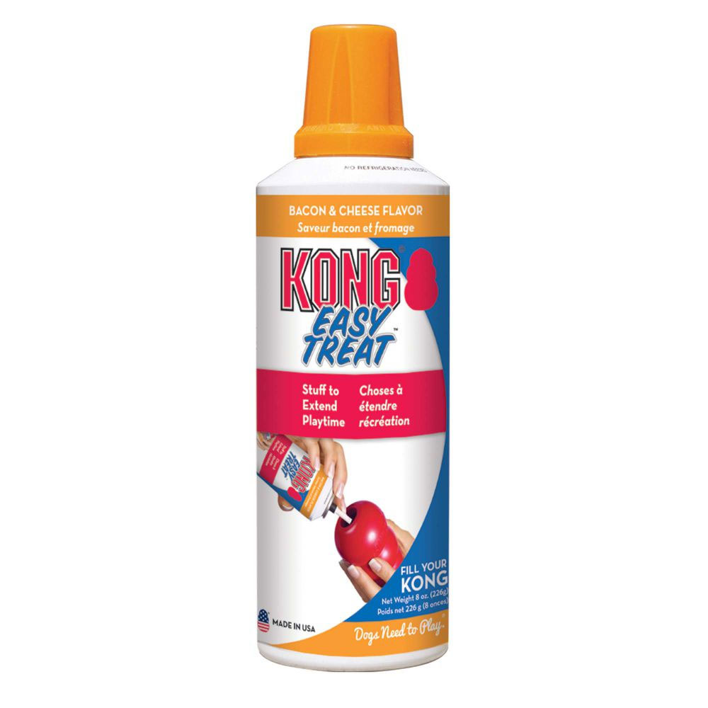 KONG Bacon and Cheese Easy Treats (8 oz)