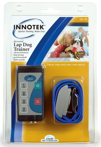 Innotek Lap Dog Trainer - SD-70