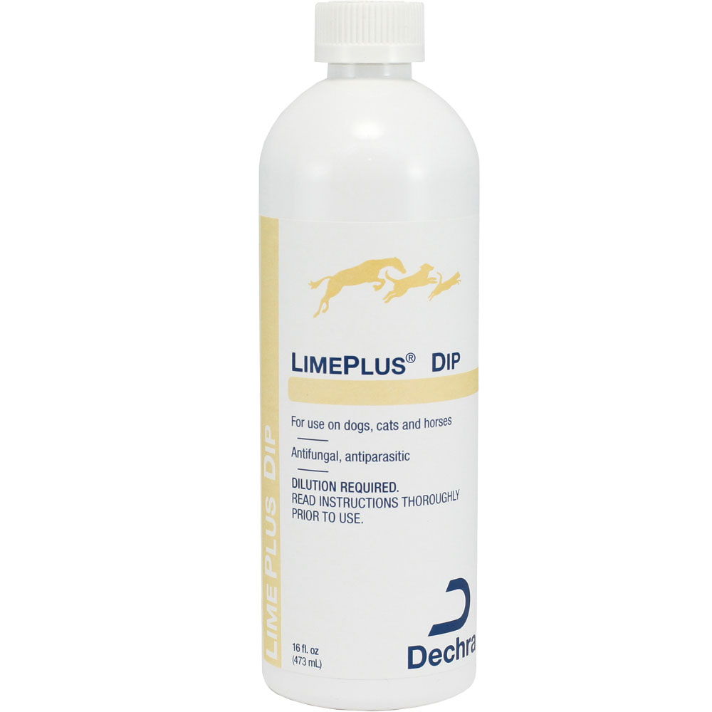 LimePlus Dip - Sulfurated Lime Sulfur Concentrate 16oz.