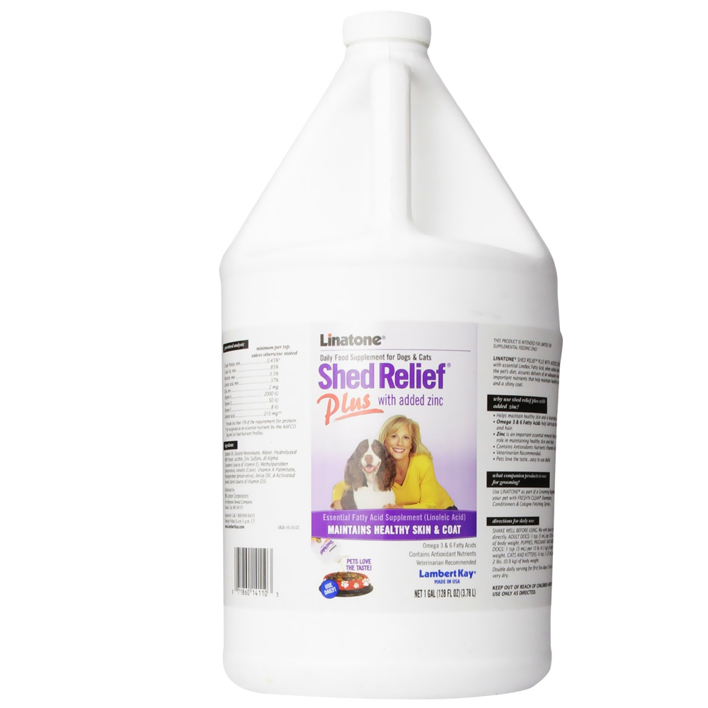 Linatone Shed Relief Plus (1 Gal)