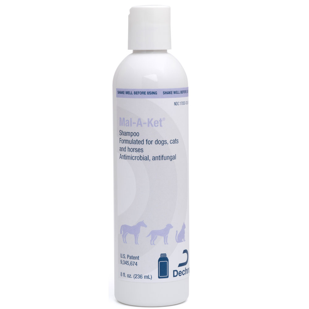 Mal-A-Ket Shampoo (8 oz)