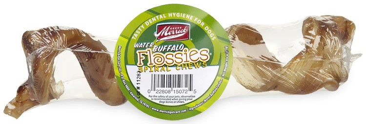 Merrick Water Buffalo Flossies (6-8 in.)