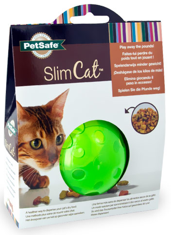 Petsafe Slimcat - Green