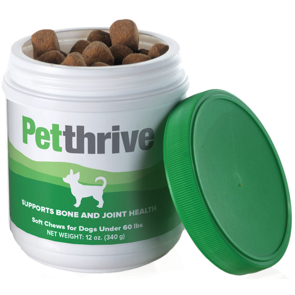 Petthrive Soft Chews for Dogs (12 oz)