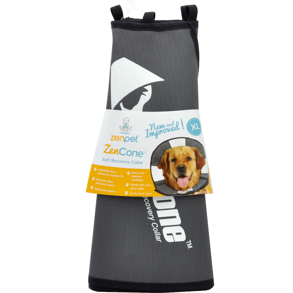 ZenPet ProCone Soft Recovery Collar - XLarge