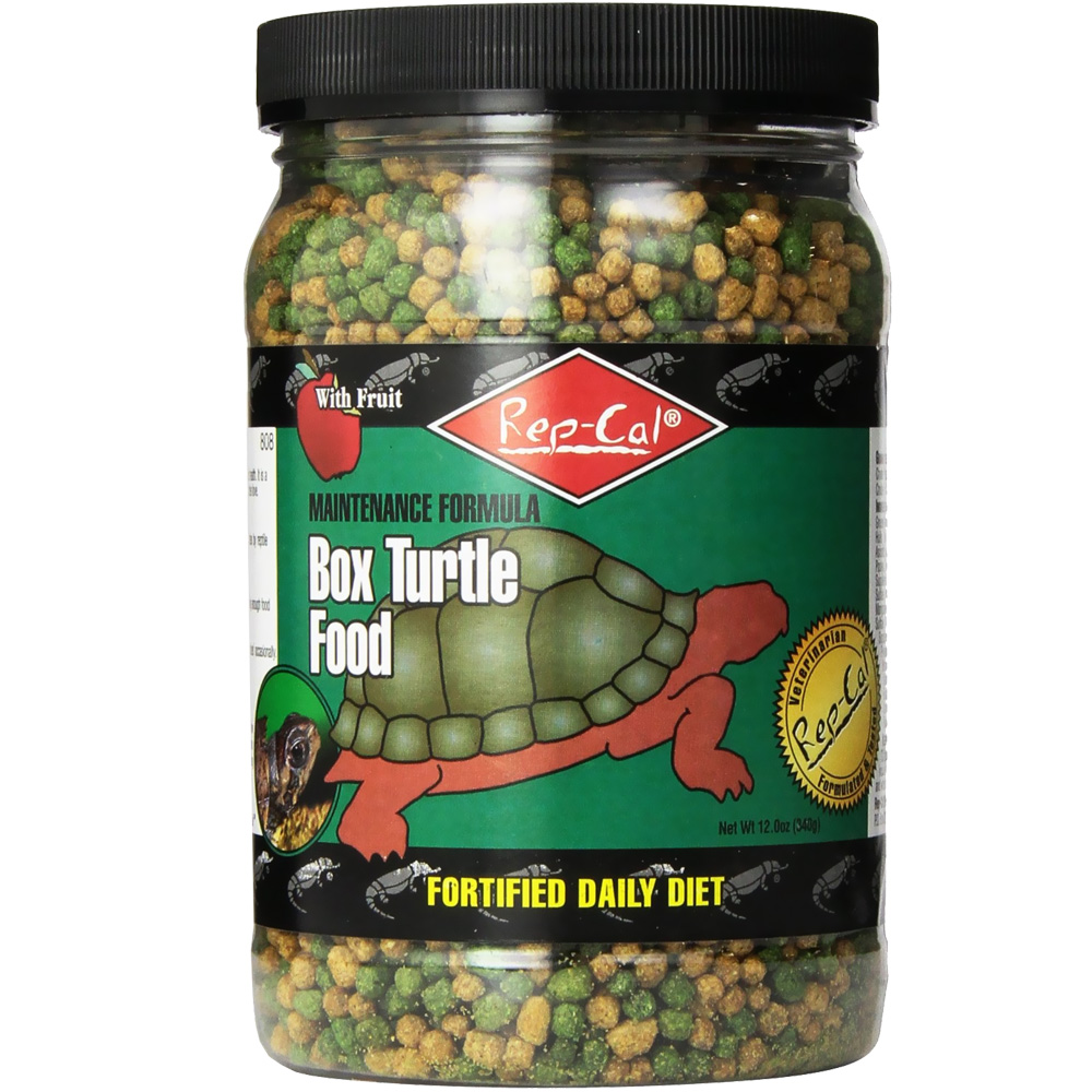 Box Turtle Food (12oz)