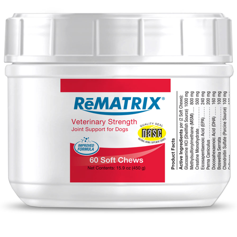 ReMATRIX Soft Chews (60 Chews)