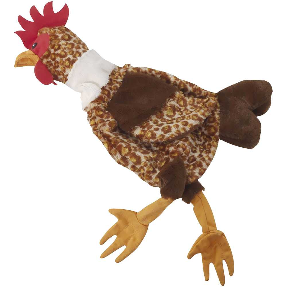 "Spot Skinneeez Exotic Series Barnyard Chicken (18"")"
