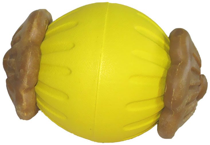 Starmark Interlocking DuraFoam Treat Ball - Medium