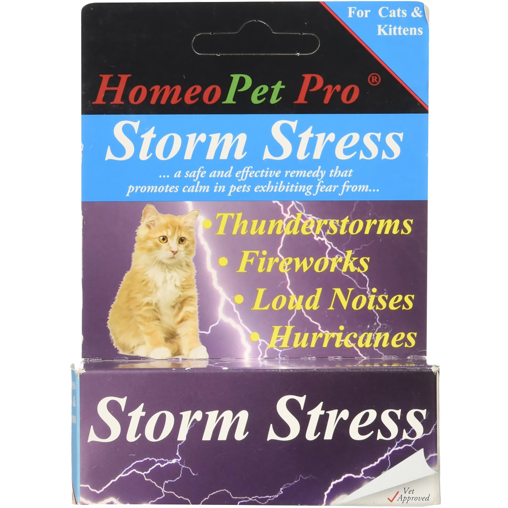 Storm Stress for Cats &amp; Kittens