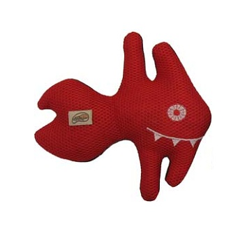 My Good Dog Fish Dog Toy - 10&quot; Assorted