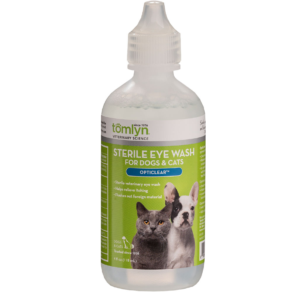 Tomlyn Opticlear for Dogs & Cats (4 oz)