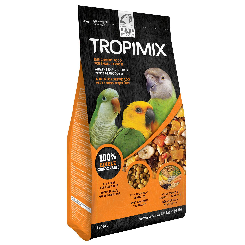 Tropimix Small Parrot Food Mix (4.4 lb)