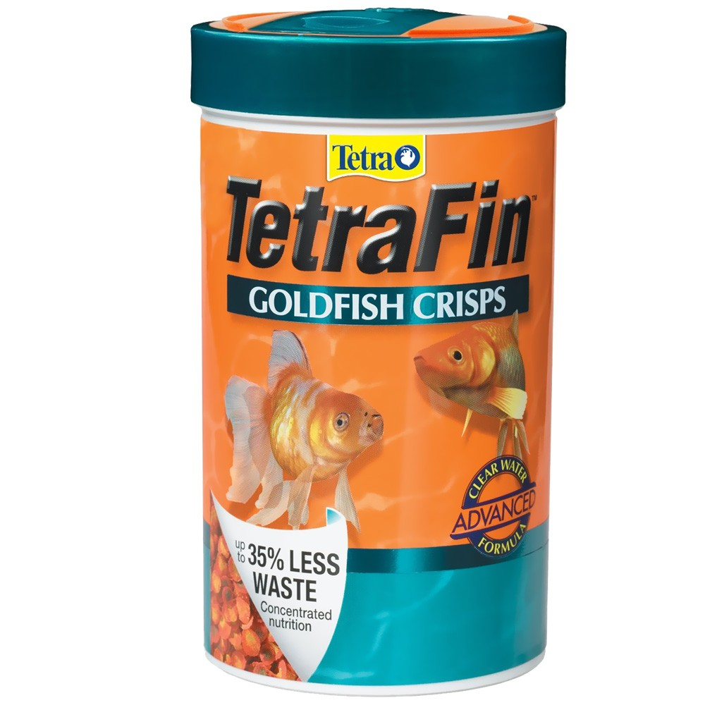 TetraFin Goldfish Crisps (7.76 oz)