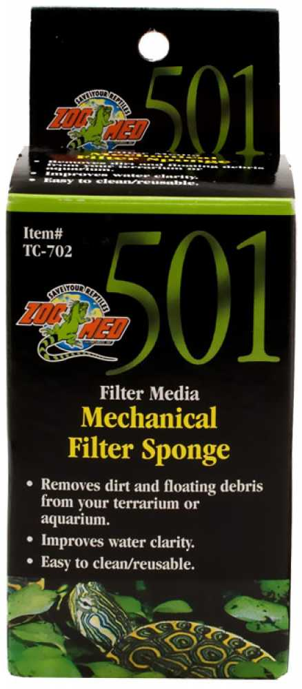 Zoo Med Mechanical Filter Sponge