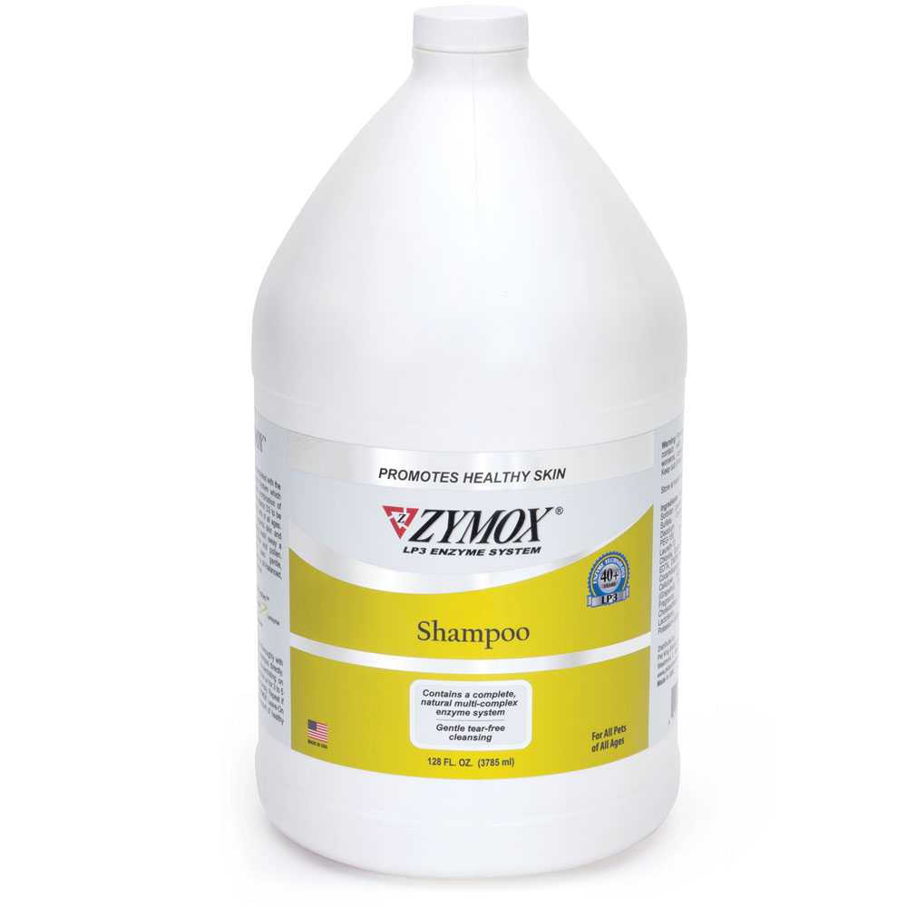 Zymox Enzymatic Shampoo (Gallon)
