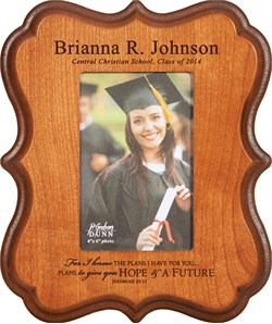 "Graduation Personalized 4"" x 6"" Picture Frame"