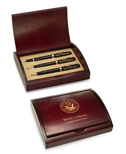 US Navy Pen & Pencil Gift Set
