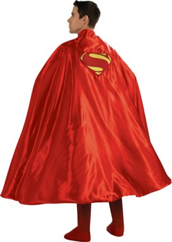 Adult Deluxe Superman Cape 888202