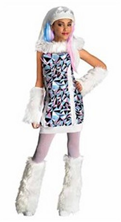 Kids Abbey Bominable Costume 881362
