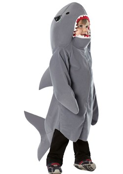 Toddler Shark Costume - Size 18 - 24 months 9504