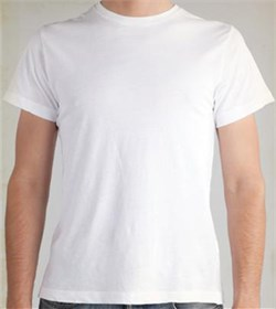 Alternative Apparel Tear-Away Men's T-shirt - White
