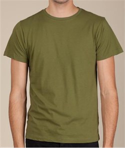 Alternative Apparel Tear-Away Men's T-shirt - Army Green